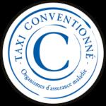 logo taxi conventionné assurance maladie